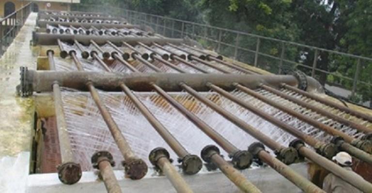 Hà Nội: Thực hiện dự án cấp nước sạch xã Thạch Thán