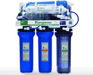 Thay lõi lọc nước tại nhà cho máy lọc nước Kangaroo