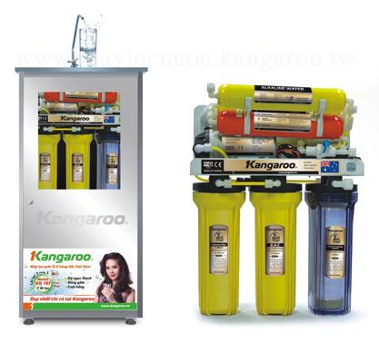 Hướng dẫn cách xử lý khi máy lọc nước Kangaroo ít nước lọc chậm