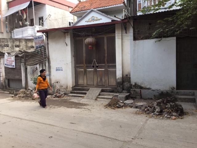 Bất cập tại dự án nước sạch xã An Khánh