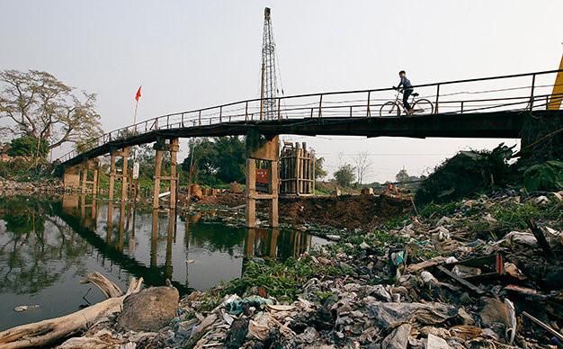 Công bố danh sách 'làng ung thư' có nguồn nước ô nhiễm nặng